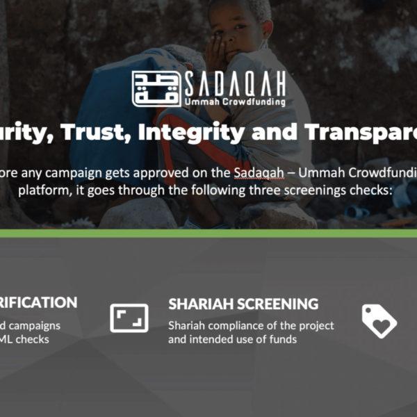 How Sadaqah Qualifies a Campaign